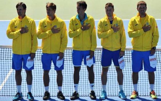 Кубок Дэвиса: Украина узнала соперника за Мировую группу
