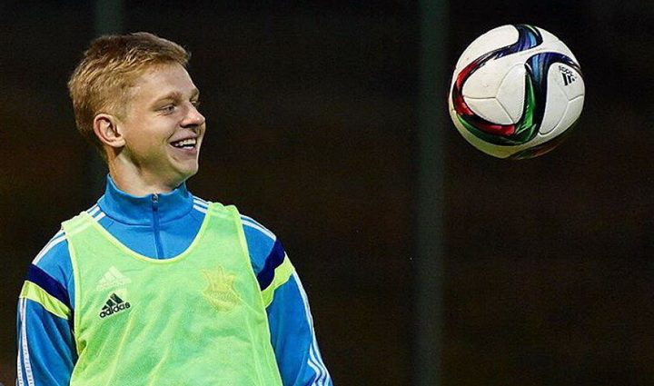 Назвали зарплату Зинченко в «Манчестер Сити»