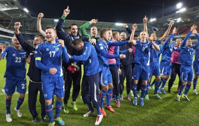 Франция — Исландия: онлайн-трансляция матча Евро-2016
