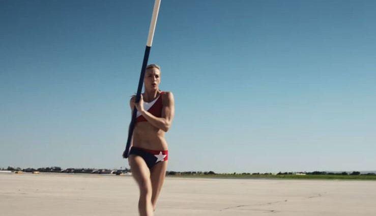 Звезды олимпийской сборной США снялись в шуточном ролике
