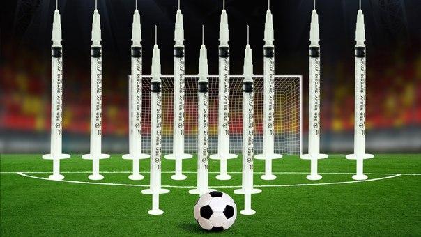Украинская сборная на Евро-2016 подозревается в употреблении допинга