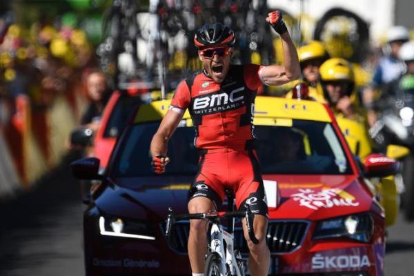Tour de France-2016: провал Сагана привел к смене лидера