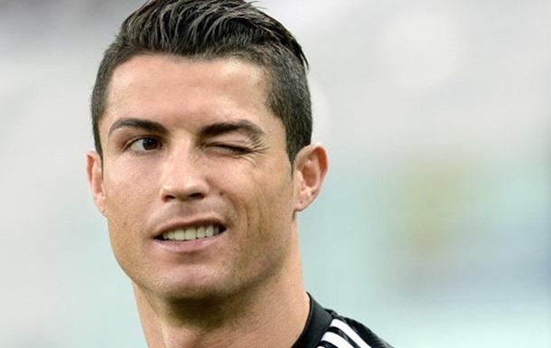 Роналду отдал призовые за победу на Евро на лечение больных раком детей