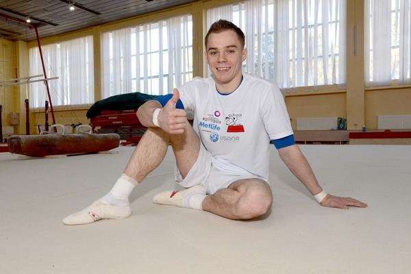 Гимнаст Олег Верняев: Мы знаем, что в Рио стоит ожидать. Все будет хорошо