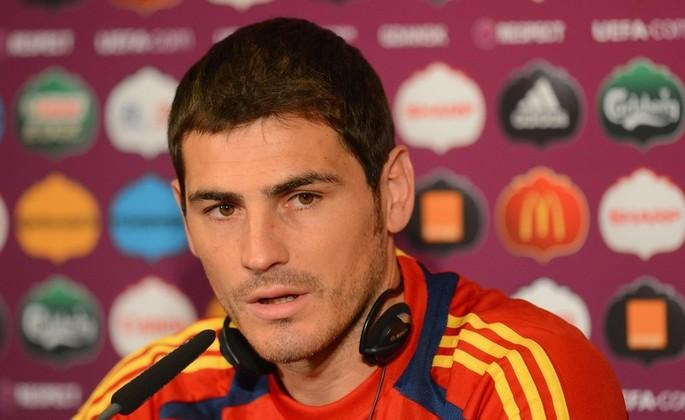 Касильяса подозревают в сливе информации о сборной Испании