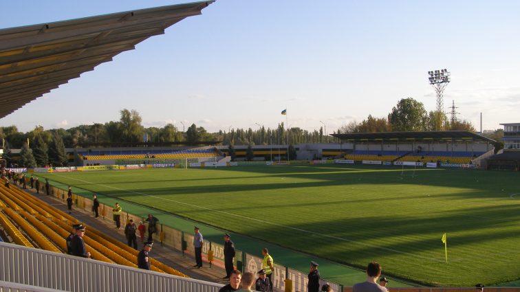 Футбол: «Александрия» сыграет матчи Лиги Европы на домашнем стадионе