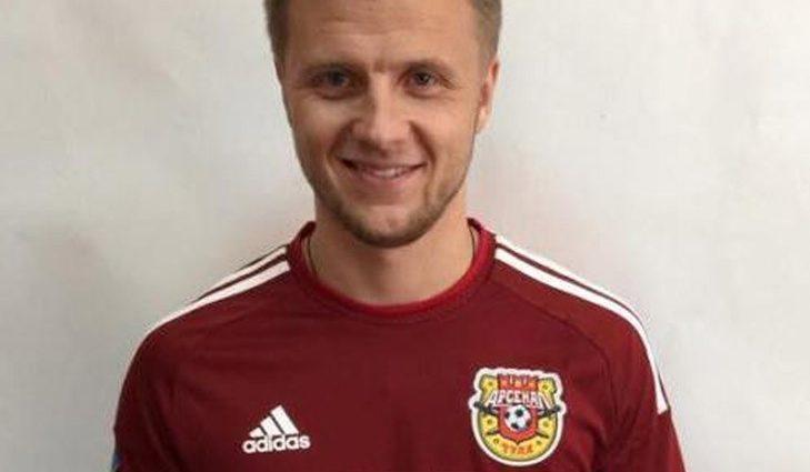 Украинского футболиста, который хотел получить российское гражданство, оставили без работы