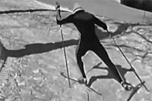 В России умер многократный чемпион по лыжным гонкам