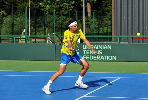 Украина — в плей-офф Мировой группы!
