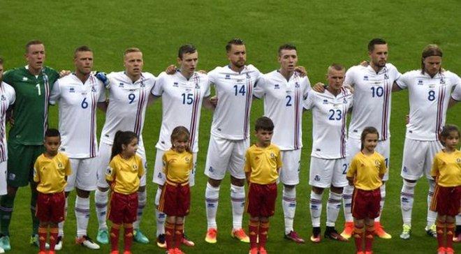 Исландия даже после вылета установила уникальный рекорд Евро-2016