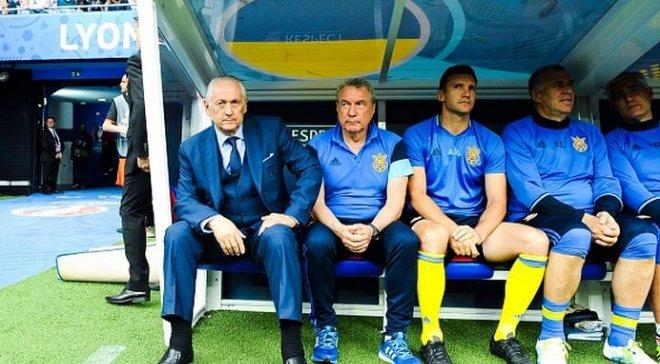 Официальная зарплата Фоменко и штаба сборной Украины вынесла свыше 52 миллионов гривен