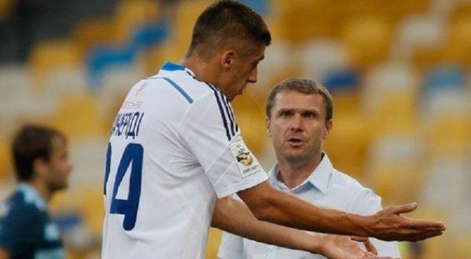 Между Ребровым и Хачериди произошел конфликт перед матчем с «Шахтером»