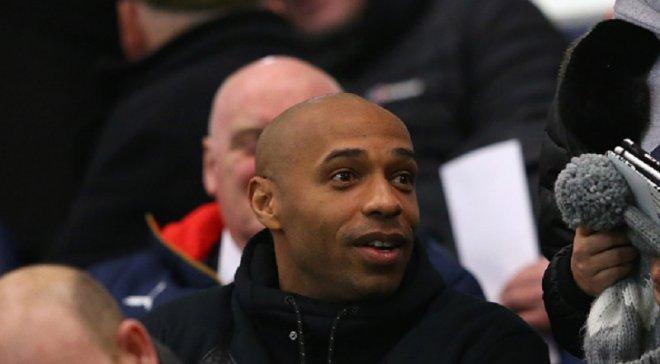 Анри хочет стать тренером «Арсенала»