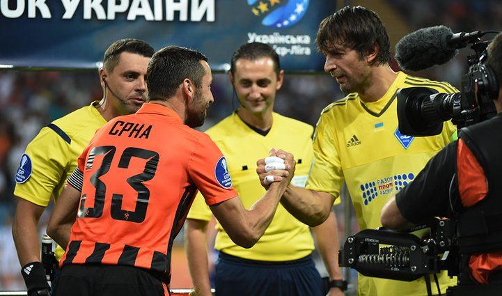 Как «Динамо» не без помощи фортуны победило «Шахтер» в Суперкубке Украины-2016 (ФОТО)