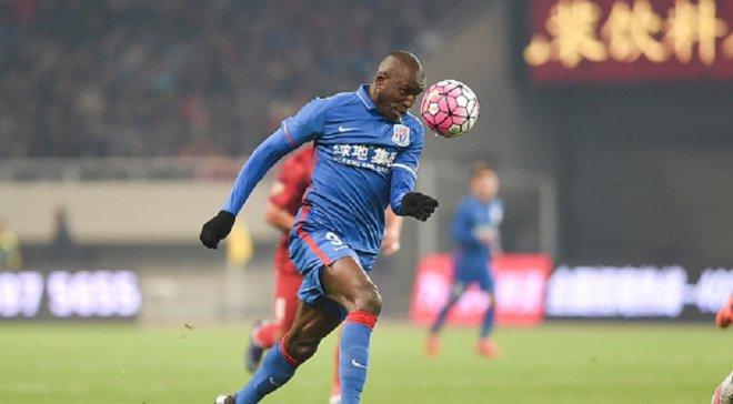 Ужасная травма Демба Ба в китайском чемпионате