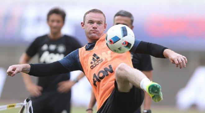 Руни может потерять капитанскую повязку в сборной Англии