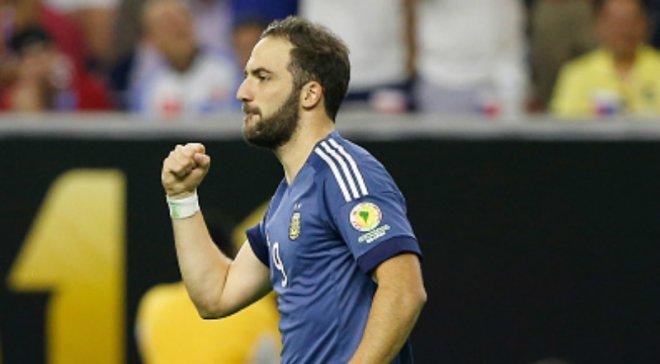 Игуаин стал самым дорогим игроком в истории чемпионата Италии
