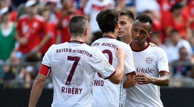 «Бавария» уничтожила «Интер» благодаря хет-трику молодого таланта
