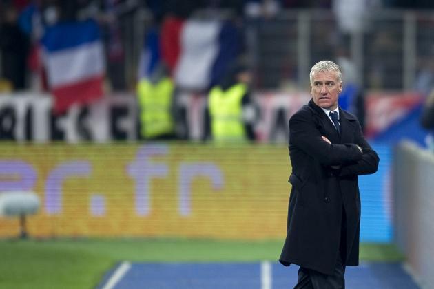 Евро-2016: Покажем немцам, что мы «крепкие орешки», — Дешам