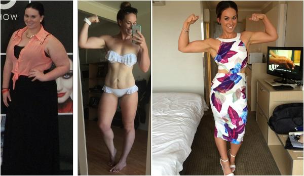 Эта девушка страдала патологическим ожирением, но за 9 месяцев умудрилась сбросить 55 кг! (ФОТО)