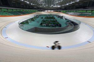 Rio Olympics Velodrome inagurated