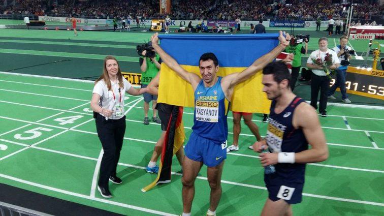 Украинец прибежал первым на чемпионате Европы
