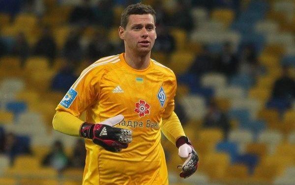 Вратарь Динамо заявил о готовности сменить команду