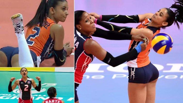Волейболистка из Доминиканы стала новой интернет-звездой. То, что она делает на своих матчах…