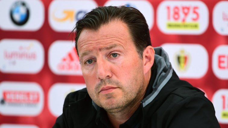 Пока не собираюсь покидать сборную Бельгии — Вильмотс