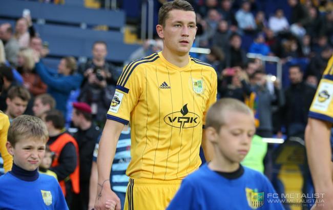 Украинский футболист подписал контракт с «Валенсией»