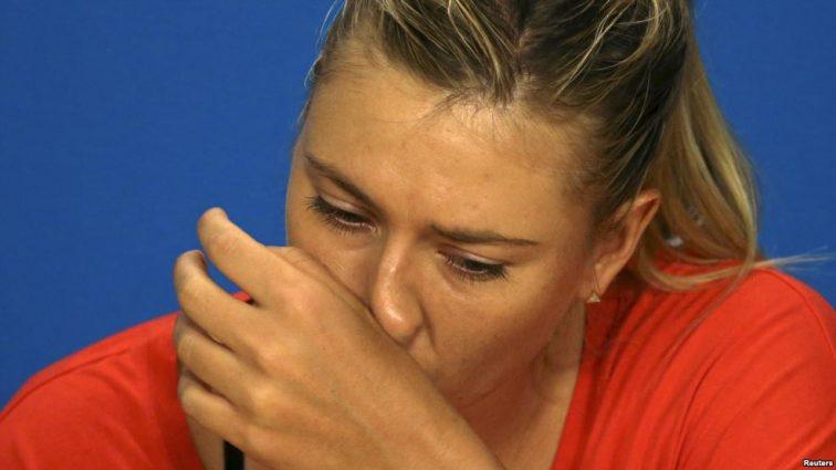 Российскую теннисистку Марию Шарапову не пустят на Олимпиаду в Рио