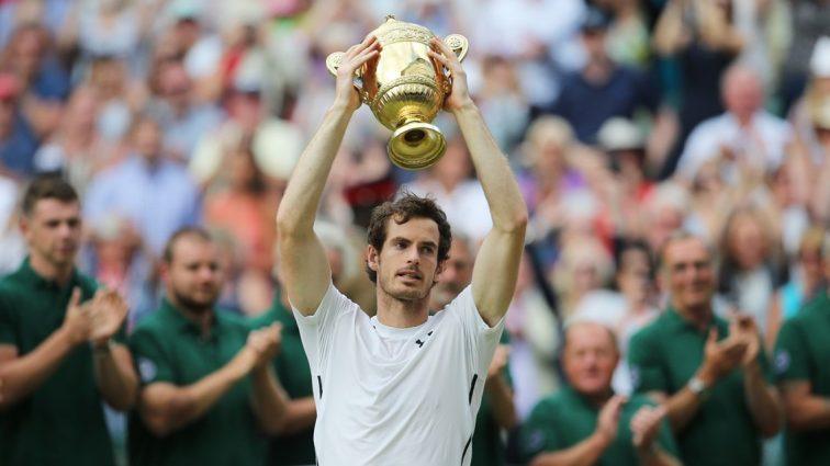 Маррей стал 12 игроком в Открытой эре, который выиграл Wimbledon более одного раза