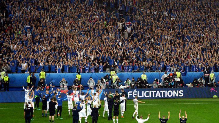 7 голов в матче и конец исландской сказки: Франция разгромила Исландию и вышла в полуфинал