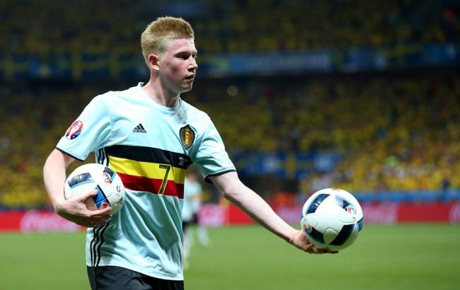 Уэльс — Бельгия: онлайн-трансляция матча Евро-2016