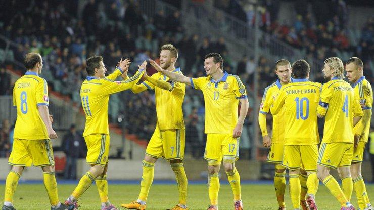 В УЕФА опровергли слухи о дисциплинарном деле против сборной Украины из-за допинг