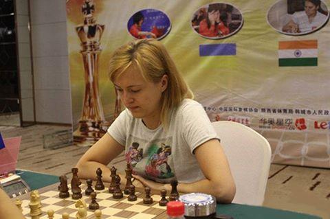 Украинская шахматистка выиграла блиц супертурнира в Китае