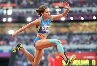 65 легкоатлетов будут представлять Украину на Олимпиаде