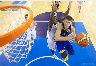 Сборная Украины добыла победу на Евробаскете