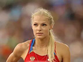 Клишина выступит в Рио-2016 под флагом России