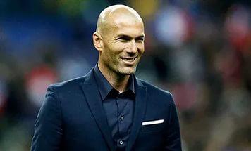 Зидан: «Реал» всегда нацелен на лучших игроков