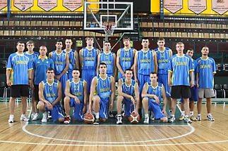 Украинская сборная по баскетболу назвала состав на товарищеские матчи против немцев