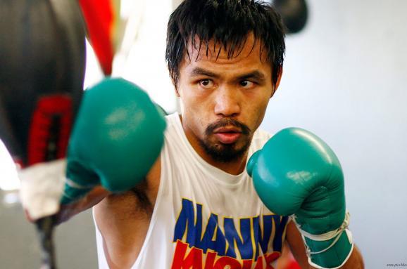 Легендарный боксер Мэнни Пакьяо решил вернуться на ринг