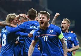 Футболисты сборной Исландии высмеяли Роналду