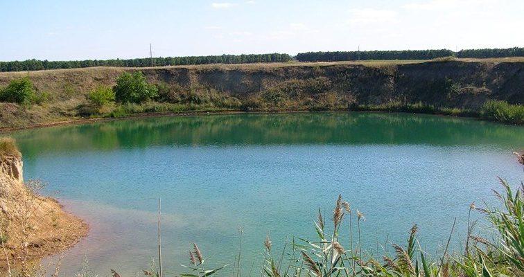 В Украине нашли озеро, которое заживляет раны