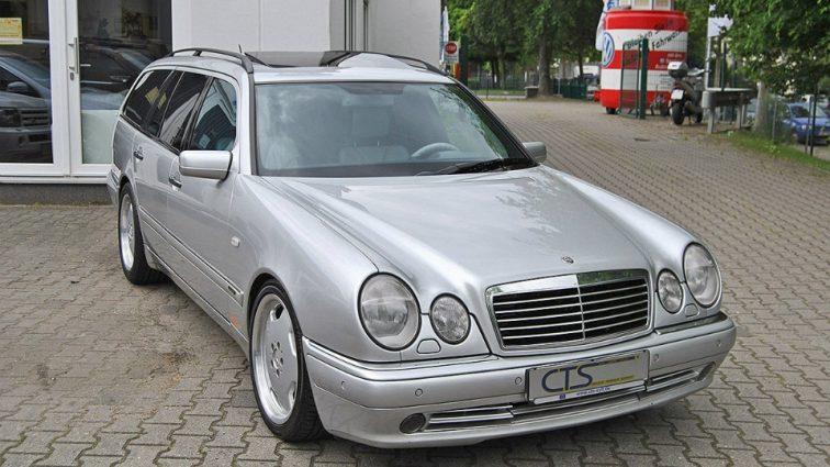 В Германии продают Mercedes-Benz Михаэля Шумахера