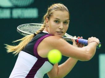 Знаменитая теннисистка Доминика Цибулкова вышла замуж (фото)