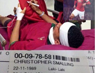 Защитник сборной Англии госпитализирован во время отдыха на Бали