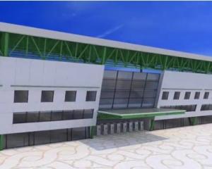 В Украине появится ультрасовременный стадион (ВИДЕО)