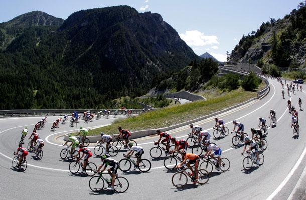 Тур де Франс. 18 этап. Фрум выиграл «разделку»