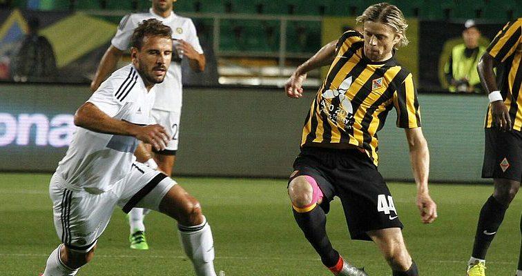 Тимощук о ничье с «Маккаби» в квалификации Лиги Европы